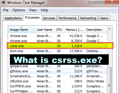What is Client Server Runtime Process (csrss.exe)?(Lucid Explanation)