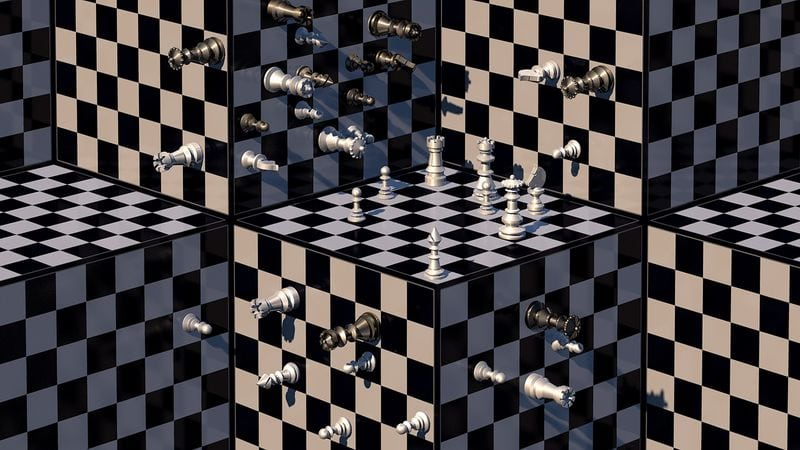 Grid Games Chess