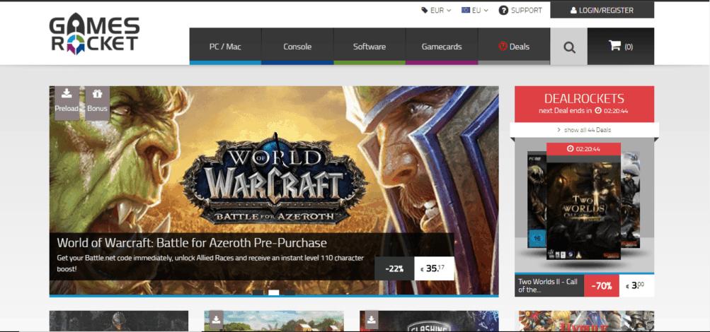 Image result for GamesRocket