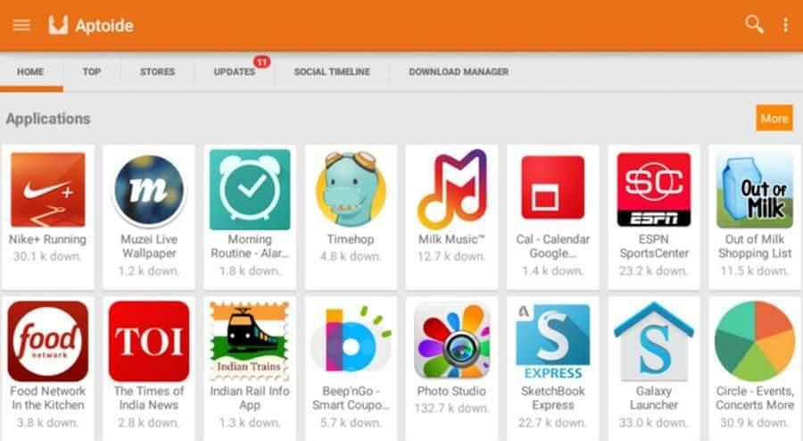 Image result for Aptoide