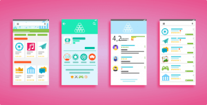 Android Apps User interface