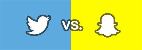 Snapchat vs Twitter: Know All difference and similarities