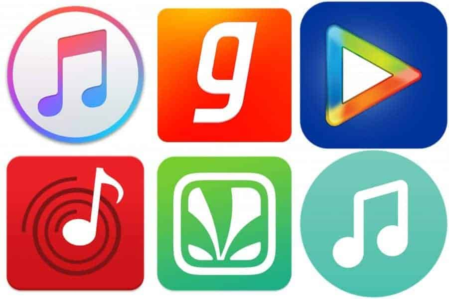 Image result for music apps