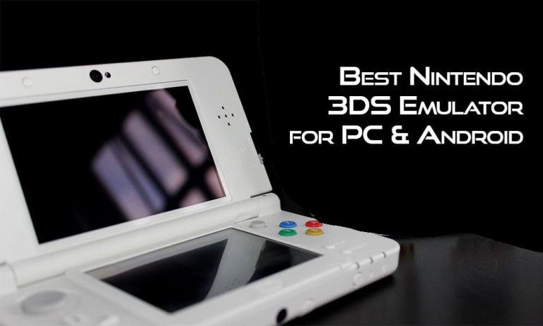 Top 10*Best Nintendo 3DS (NES) Emulators For Android, Windows PC