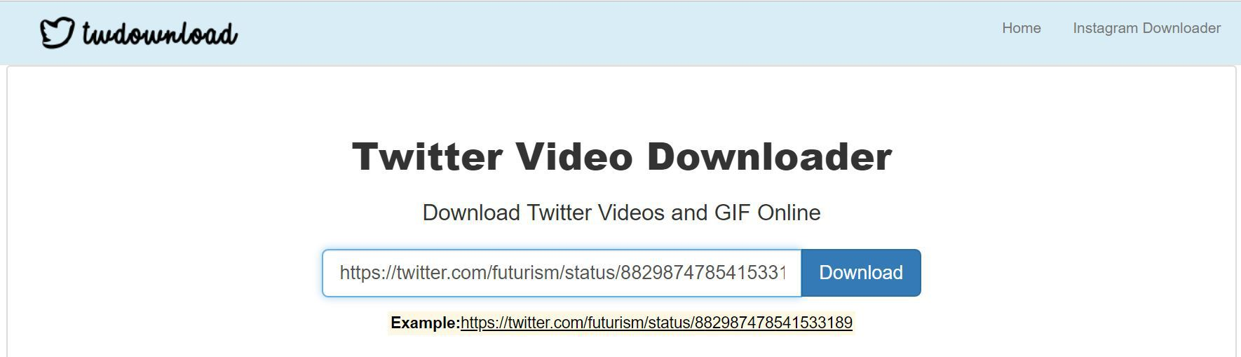 How to Save Animated GIFs from Twitter? 14