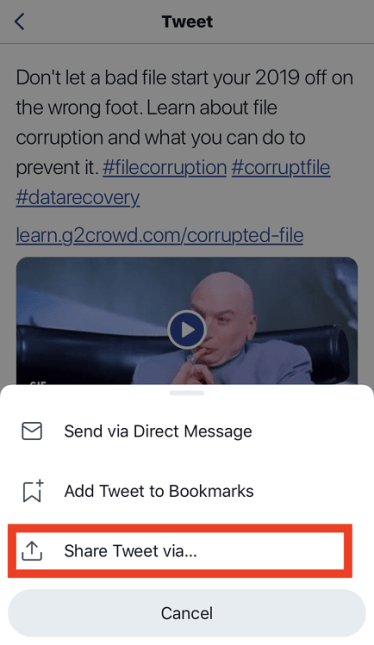 How to Save Animated GIFs from Twitter? 7