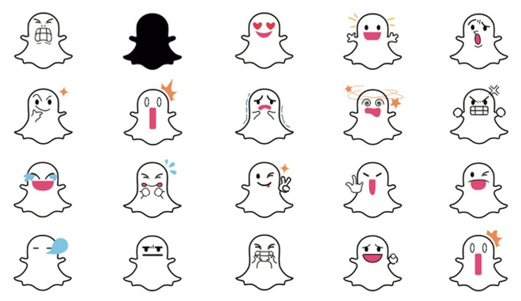 Different SnapChat Ghosts Meaning & Secrets 1
