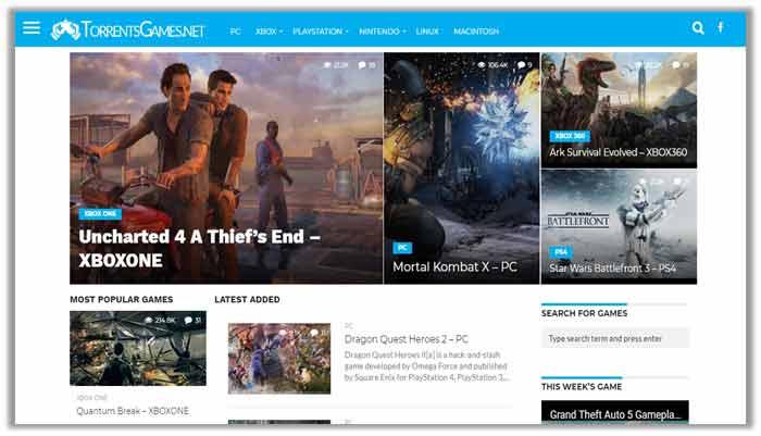 TorrentsGames.net