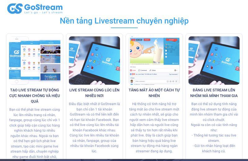 Go Stream Web Stream