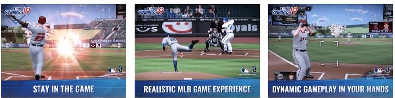 MLB 9 Inning 19