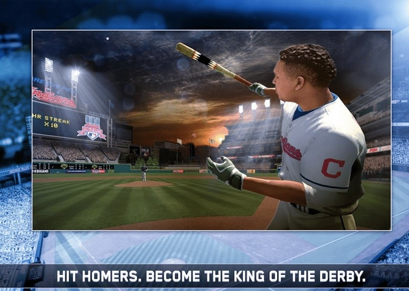 MLB Home RUn Derby 16