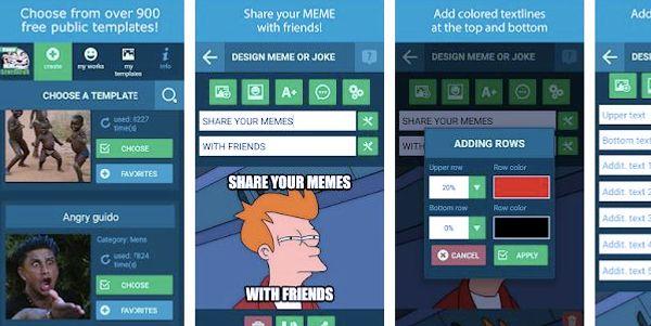 Ololoid Meme Generator
