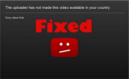 Fix: This Video is Not Available in Your Country [YouTube]