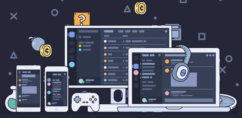 Discord Home