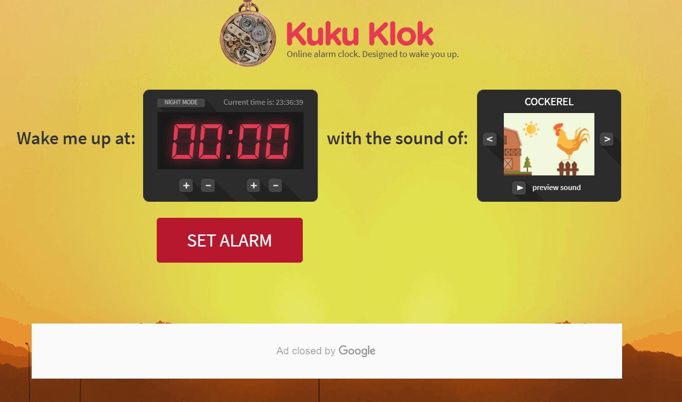 Best Online Alarm Clock Websites for Heavy Sleepers 2