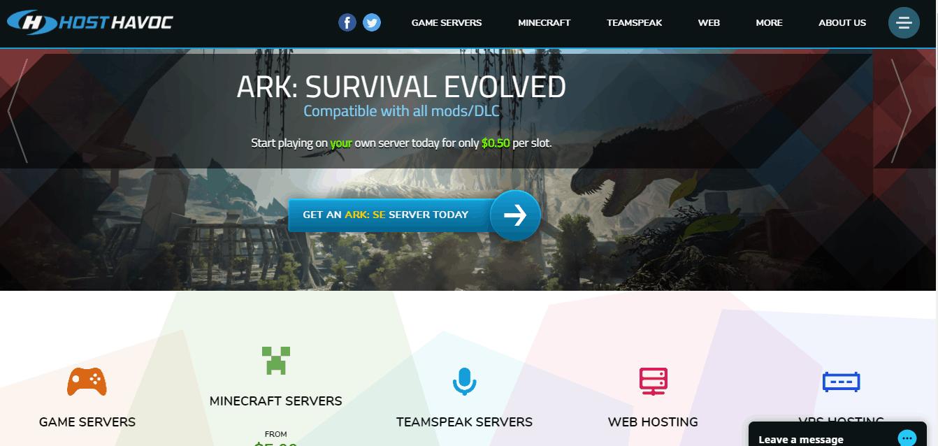Host Havoc -Ark Survival Evolved