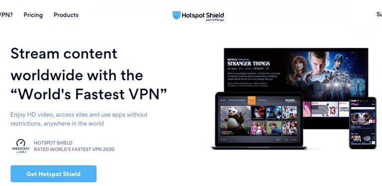 How To Fix Hotspot Shield VPN Not Working ?