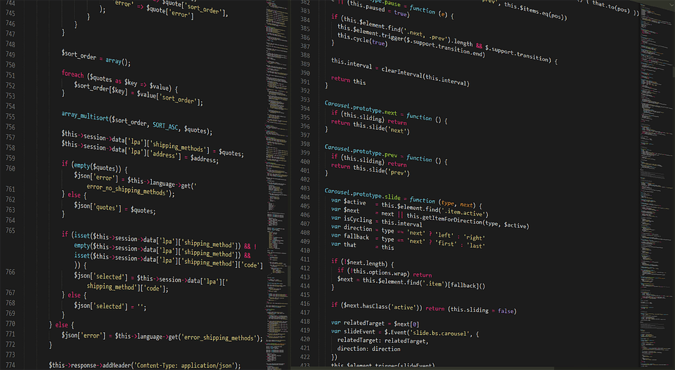 Programming HTML to JSON