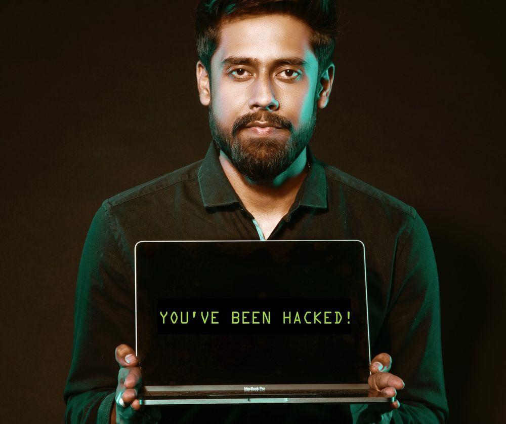 Laptop hack