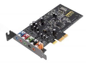 Creative Sound Blaster Audigy FX PCIe 5.1