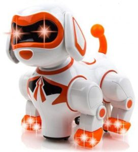 Toysery Interactive Robot Dog